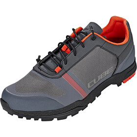 Cube ATX Lynx Zapatillas, grey'n'cherry tomato
